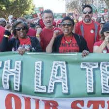 Lehrerstreiks in Los Angeles: »Wir hatten die ganze Stadt auf unserer Seite«