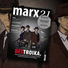 marx21-Magazin: Syriza und der Kampf gegen die Troika
