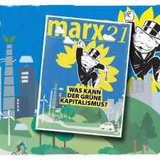 Das neue marx21-Magazin: »Was kann der grüne Kapitalismus?«