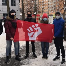 Russische Sozialisten melden sich zu Wort