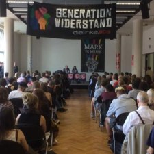 »MARXISMUSS«-Kongress: Hunderte Aktivistinnen und Aktivisten diskutieren in Berlin