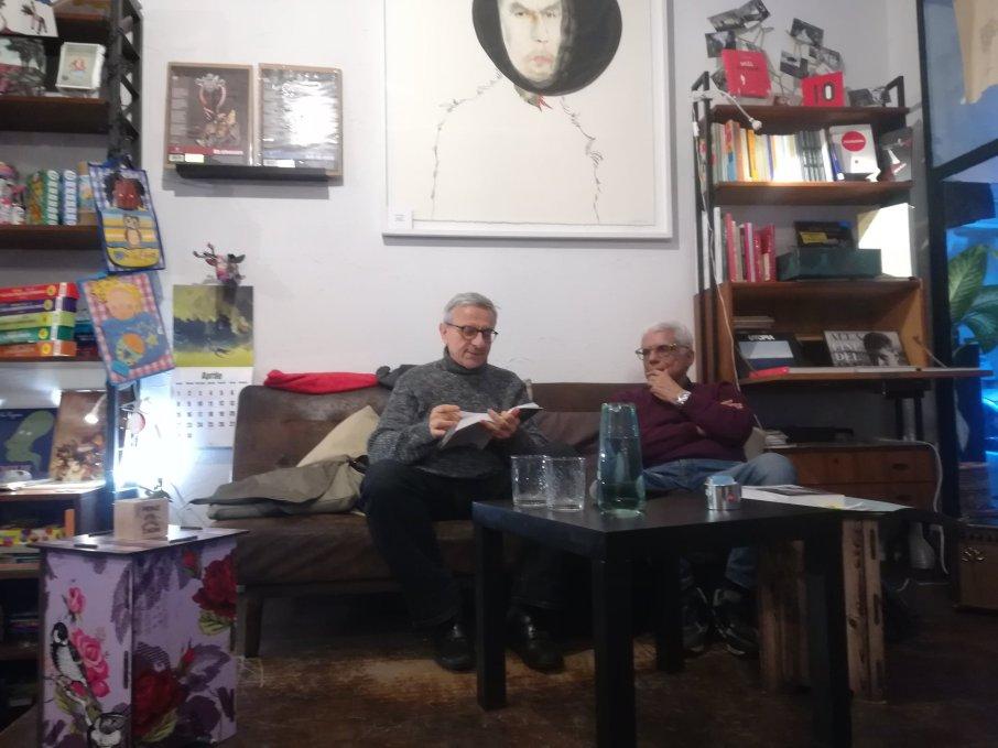 Presentazione alla libreria Prinz Zaum degli scritti di Ho Chi Minh