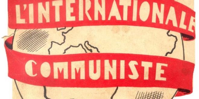 Lições dos quatro primeiros congressos da Internacional Comunista