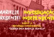 Todo apoio à campanha internacional por investigação independente da execução de Marielle