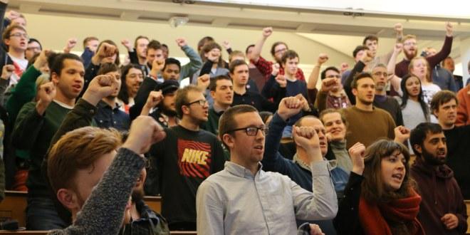 Grã-Bretanha: Conferência nacional de Socialist Appeal celebra tempos revolucionários