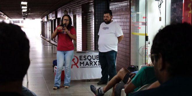Lançadas pré-candidaturas marxistas em Brasília, Distrito Federal