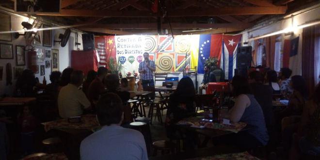 Lançada pré-candidatura de Caio Dezorzi a deputado federal em São Paulo
