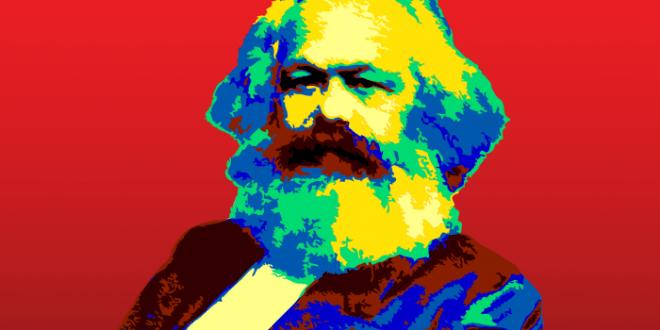 Karl Marx está vivo e cheio de saúde