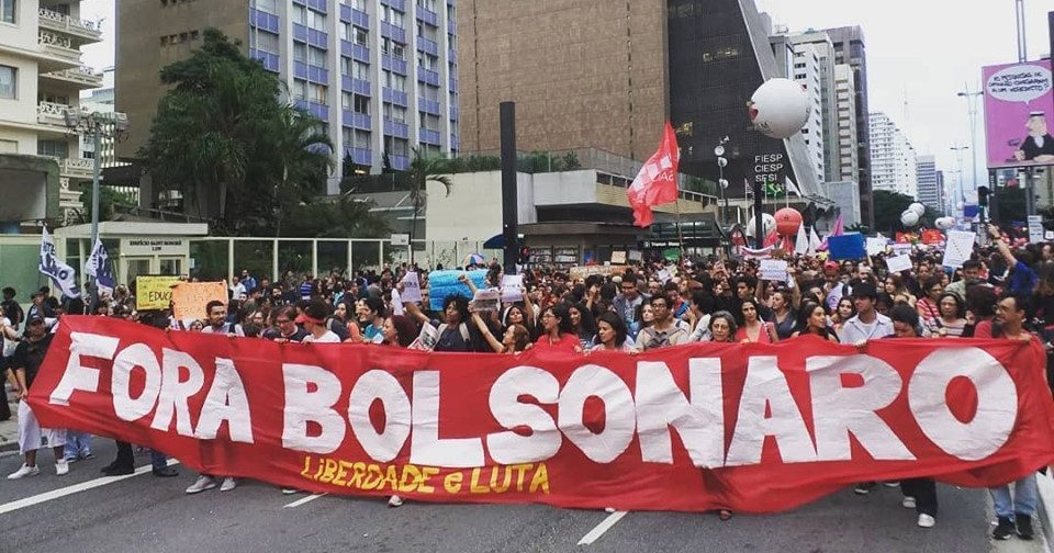 15 de Maio: Fora Bolsonaro ganha as ruas – Esquerda Marxista