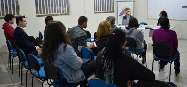 Participantes discutiram a importância da organização