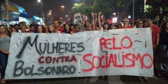 Bolsonaro protests 1 Image Marxist Left