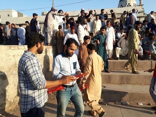 Pakistan demo 4