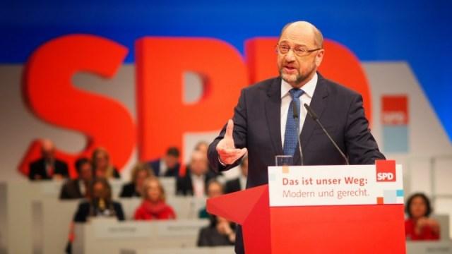 SPD Schulz Image SPD Schleswig Holstein