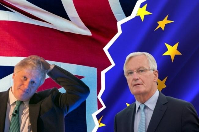Brexit negotiations Image Socialist Appeal
