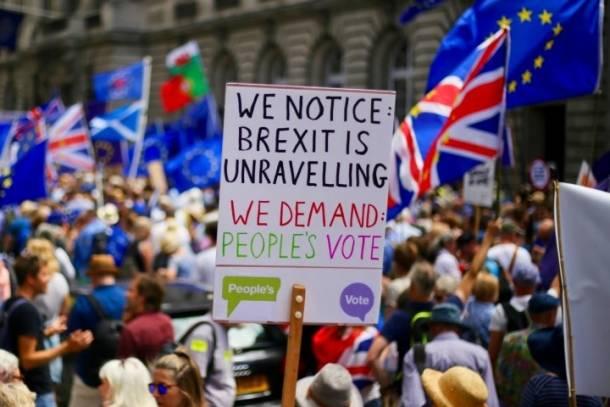 Peoples vote Image Socialist Appeal