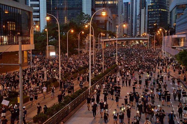Hong Kong protesterer 3 Image Baycrest