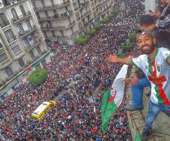 Algeria protests 2019 2 Image Eric Blanc