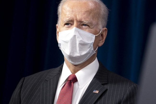 Joe Biden Image US Sec Defence Flickr