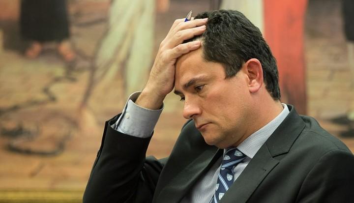 Juiz sergio moro reforma código penal Image PT Brasil