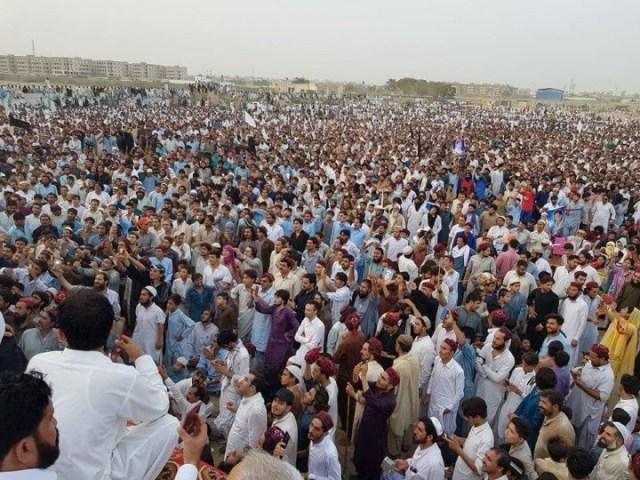 PTM Karachi 4