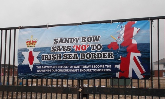 Sandy Row banner Image Whiteabbey