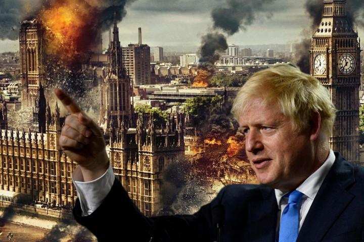 Boris bombshell Westminster Image Socialist Appeal