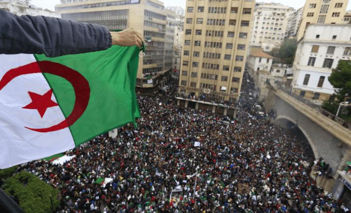 Algeria protests 2019 3 Image Mohamed Soltan