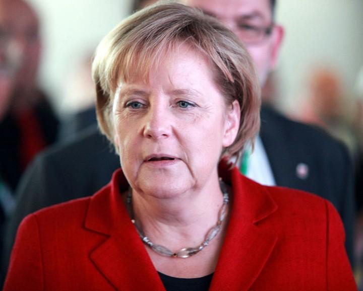 Angela Merkel Image Armin Kubelbeck