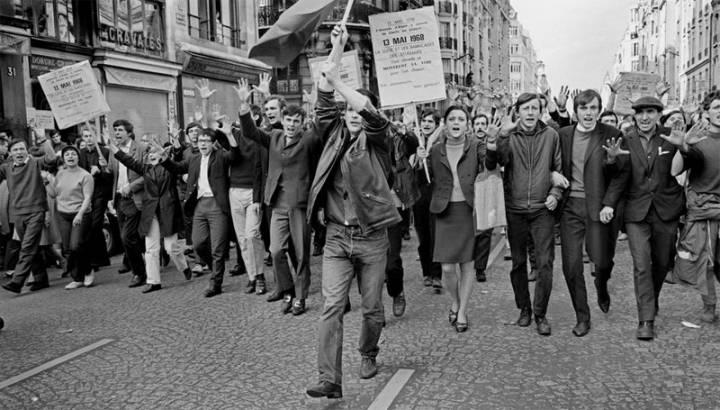 Paris May 1968 pb