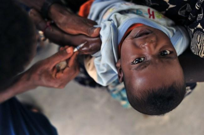 Vaccine Africa Image Pixabay