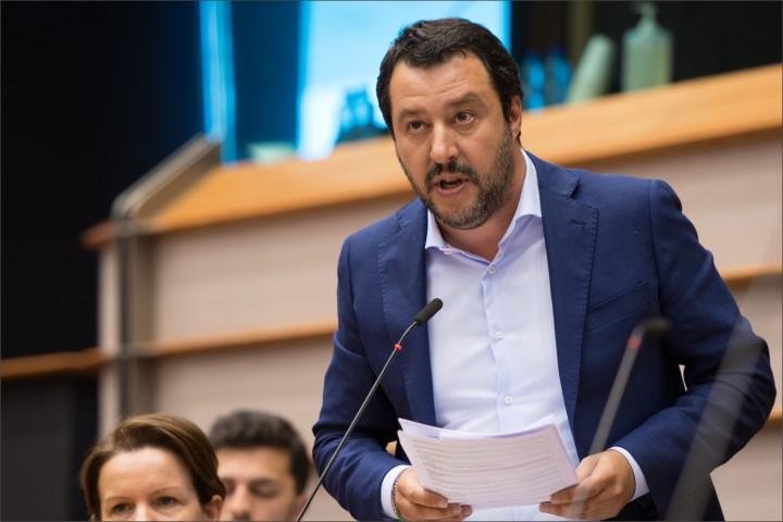 Salvini 3 Image European Parliament