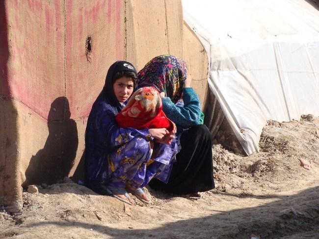 Refugee Image ResoluteSupportMedia Flikr