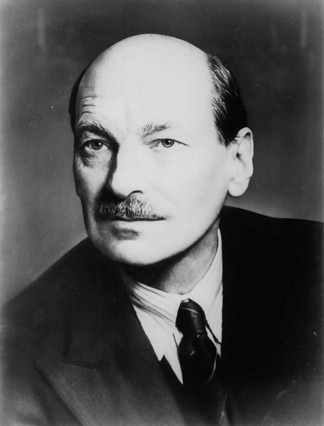 Attlee Image public domain