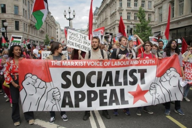 Support Socialist Appeal Image Socialist Appeal