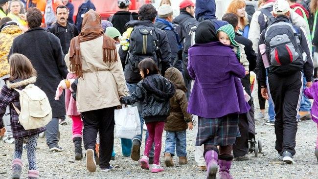 Refugees Image Raimond Spekking