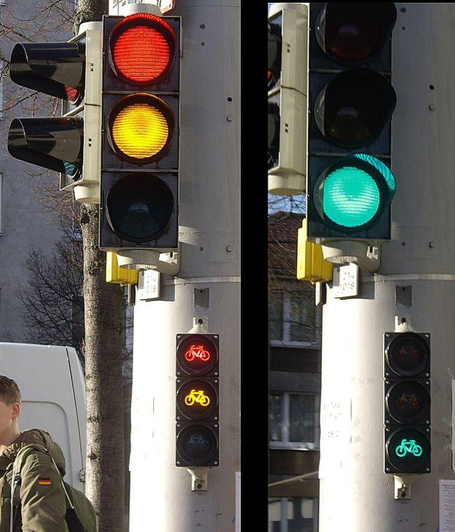 Traffic Light Image fair use