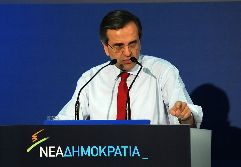 Samaras-New Democracy