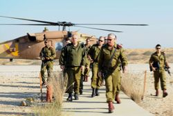 IDF chief of staff visits southern Israel-Israel Defense Forces