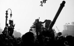 29 de enero, Tahrir. Foto: 3arabawy