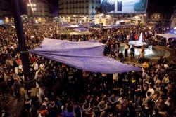 17 de Mayo, Madrid. Foto: Julio Albarrán