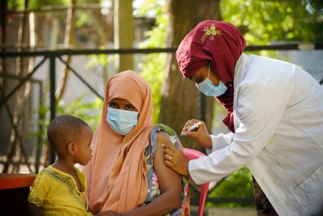 Vaccine Image UNICEF Ethiopia