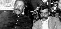 Pancho Villa and Emiliano Zapata