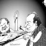 نواز لیگ کی حکومت: چراغ تلے اندھیرا