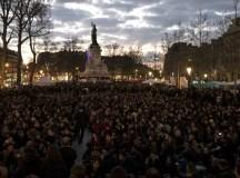 فرانس: ''نائٹ سٹینڈ اپ'' تحریک، حکمرانوں کے لیے چتاونی