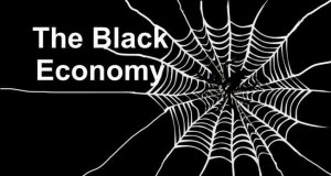 black economy pakistan