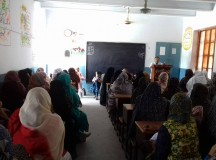 Punjab Teacher Union Meeting