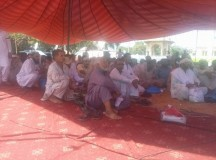 2nd day Punjab teachers sit-in protest against Privatization 03