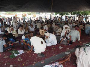 Kisaan Ittehad Dharna In Lahore 03