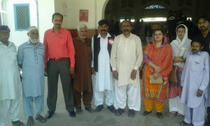 May day at Multan Railway Station 01