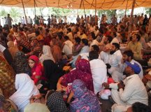 PRSP Sit-In Protest Lahore 04